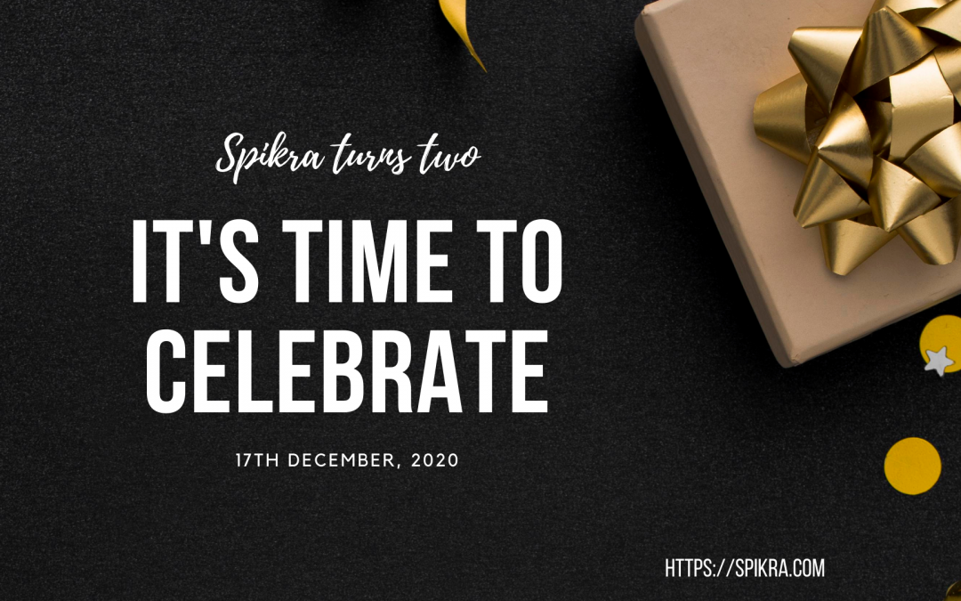 Spikra turns two